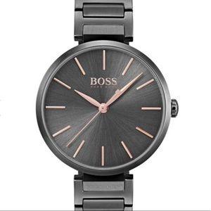 Hugo Boss Women stainless steel watch